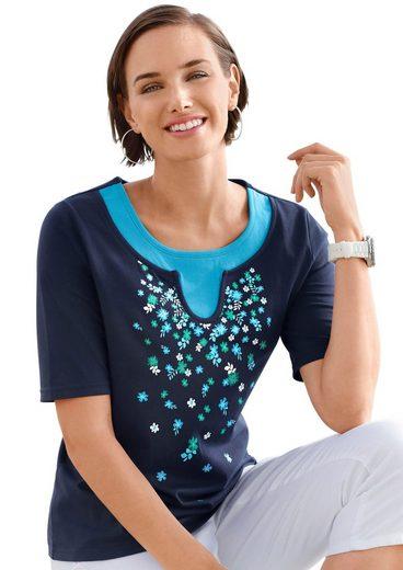 Classic Basics Shirt in 2-in1-Optik