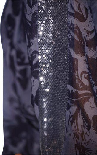 Création L Bluse in Chiffon-Qualität