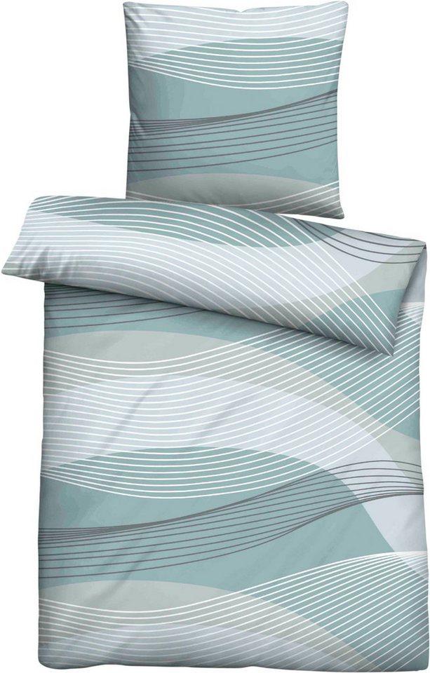 biberna bettw sche 3tlg online kaufen otto. Black Bedroom Furniture Sets. Home Design Ideas