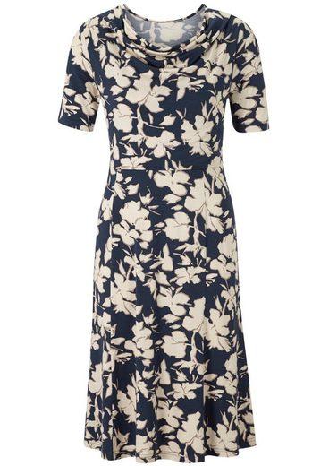 Lady Jersey-Kleid in bequemer Schlupfform
