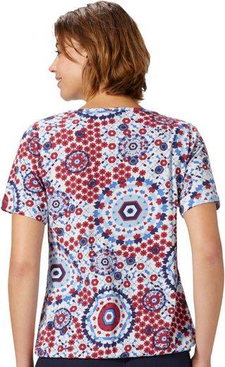 Classic Basics Shirt mit Zierband