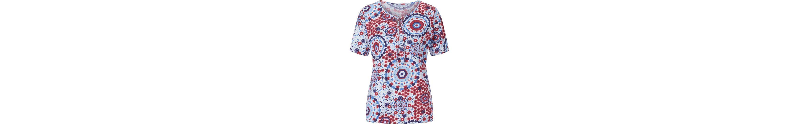 Billigster Günstiger Preis Classic Basics Shirt mit Zierband Steckdose Neue Stile TjxMEQA78