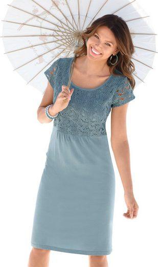 Ambria Kleid mit ausgestelltem Rock