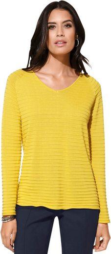 Classic Basics Pullover mit Raglan-Ärmeln