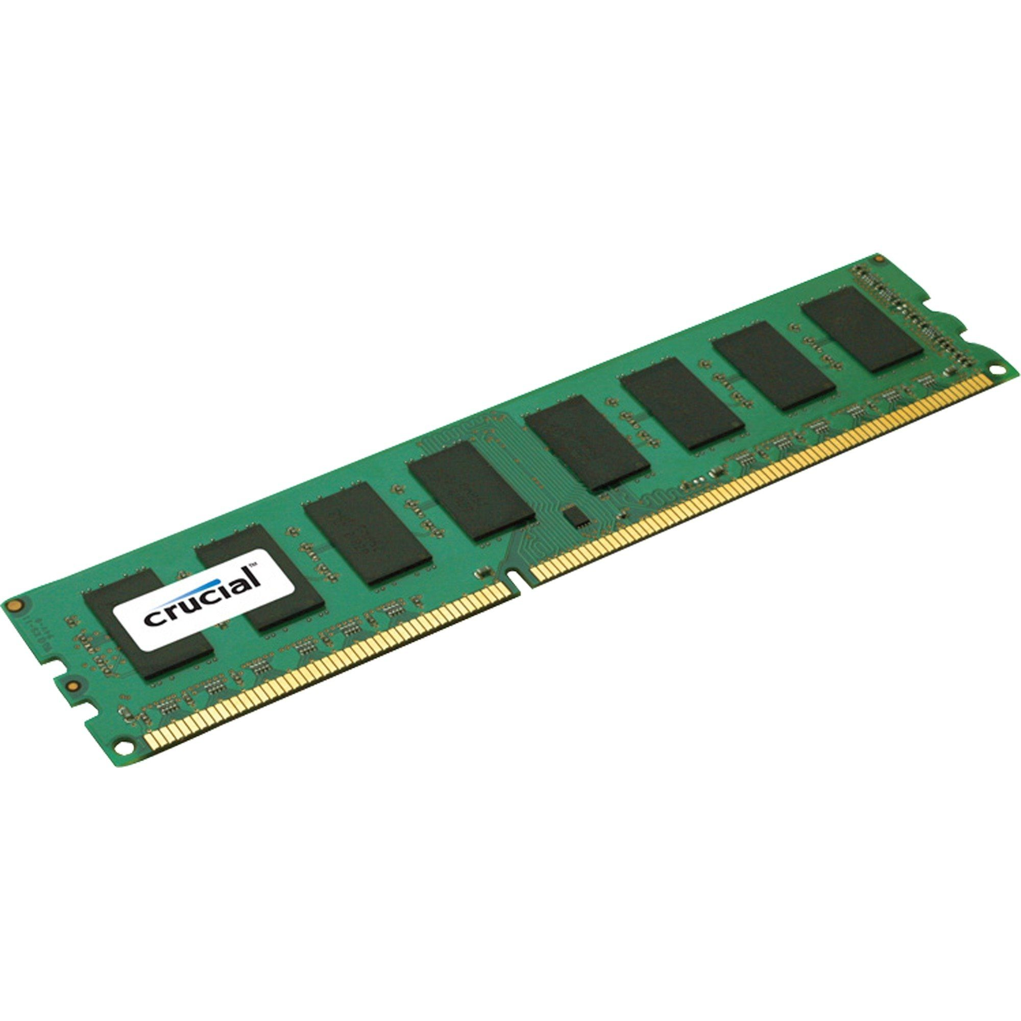 Crucial Arbeitsspeicher »DIMM 8 GB ECC Registered DDR3-1600«