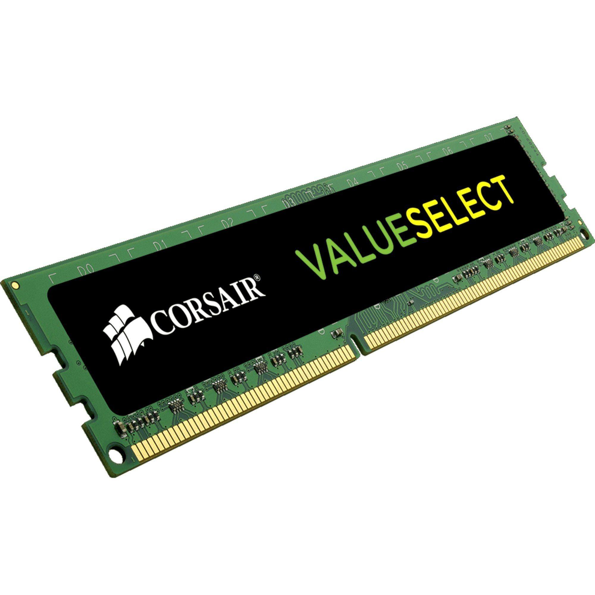 Corsair ValueSelect Arbeitsspeicher »DIMM 2GB DDR3L-1600, CMV2GX3M1C1600C11«