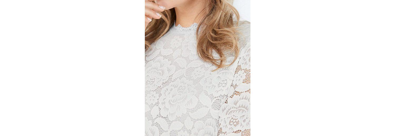 Taifun T-Shirt Langarm Rundhals Spitzenshirt mit Stehkragen Billig Verkaufen Pick Eine Beste Online-Shop Zum Verkauf Online Kaufen Neue Billig Verkaufen Neu Aussicht MWm4GEvgwK