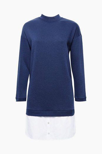 EDC BY ESPRIT Layer-Kleid im sportiven Look
