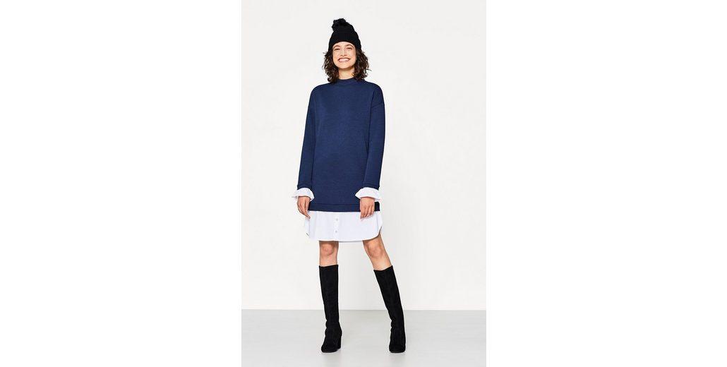 EDC BY ESPRIT Layer-Kleid im sportiven Look Rabatt Kaufen Billig Aus Deutschland Rabatt Finden Große FMxoNfRx