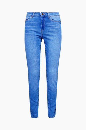 ESPRIT Super-Stretch-Denim mit klarer Waschung