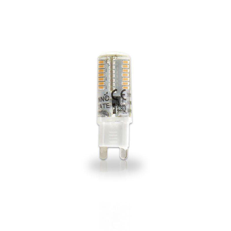 INNOVATE LED-Leuchtmittel G9 10er-Set mit Energieeffizienzklasse A+