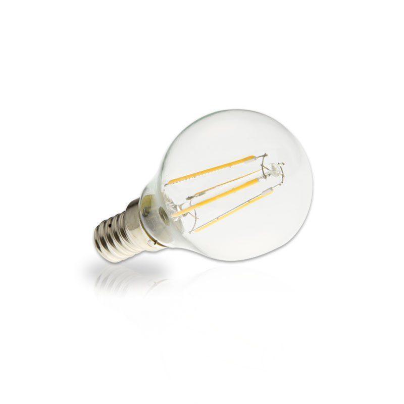 INNOVATE E14 LED-Leuchtmittel G45 im praktischen 5er-Set