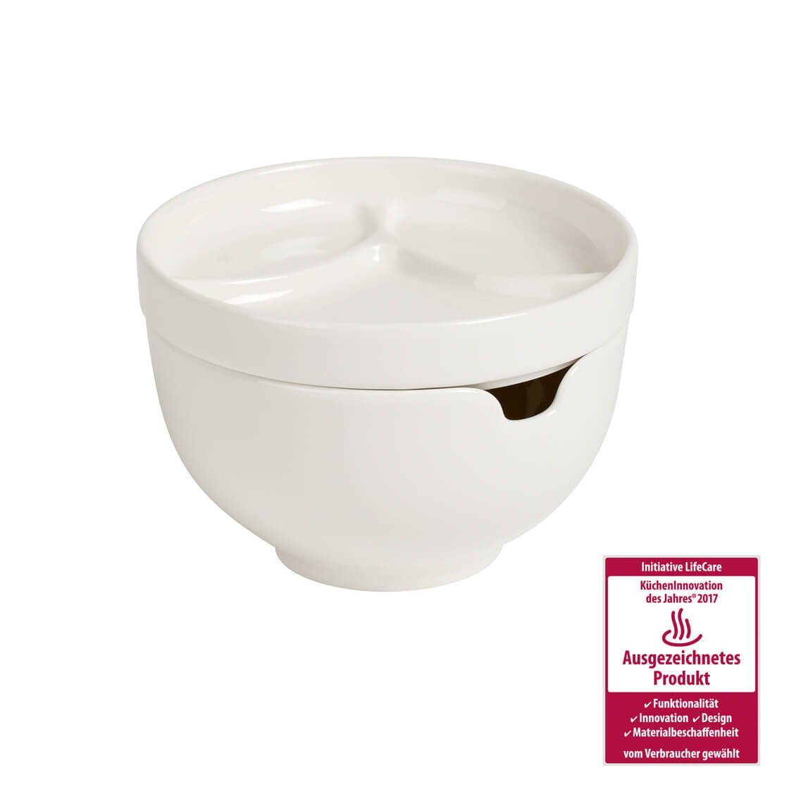 Villeroy & Boch kleine Suppenschale mit Deckel »Soup Passion«