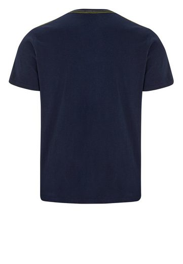 Lonsdale T-Shirt mit großem Frontprint