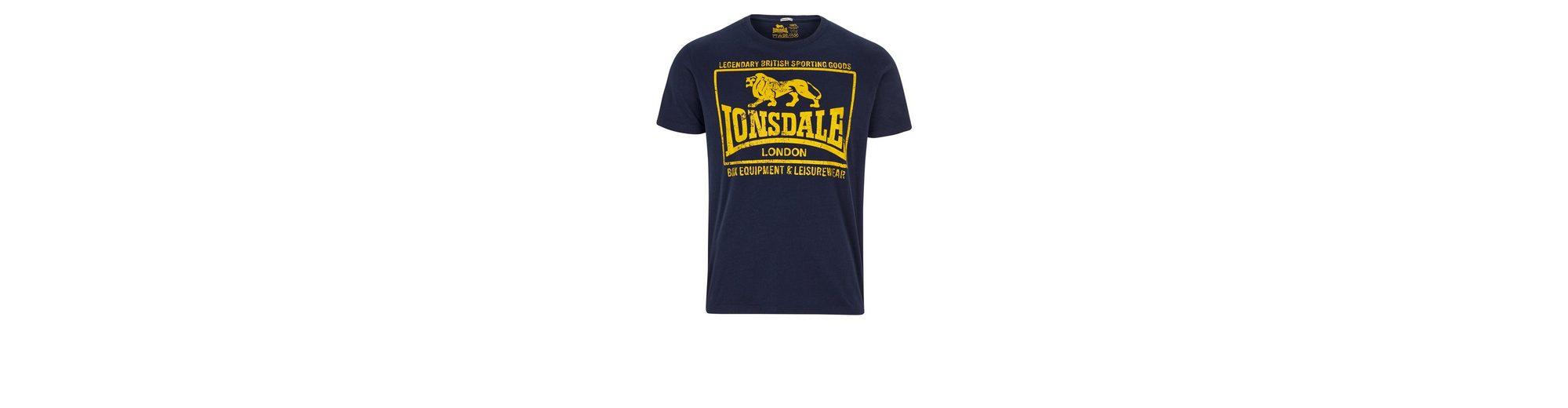 Lonsdale T-Shirt mit großem Frontprint Vorbestellung Günstiger Preis Eastbay Billig Verkauf Erkunden Discounter Angebote Zum Verkauf s9PG0bA6g6