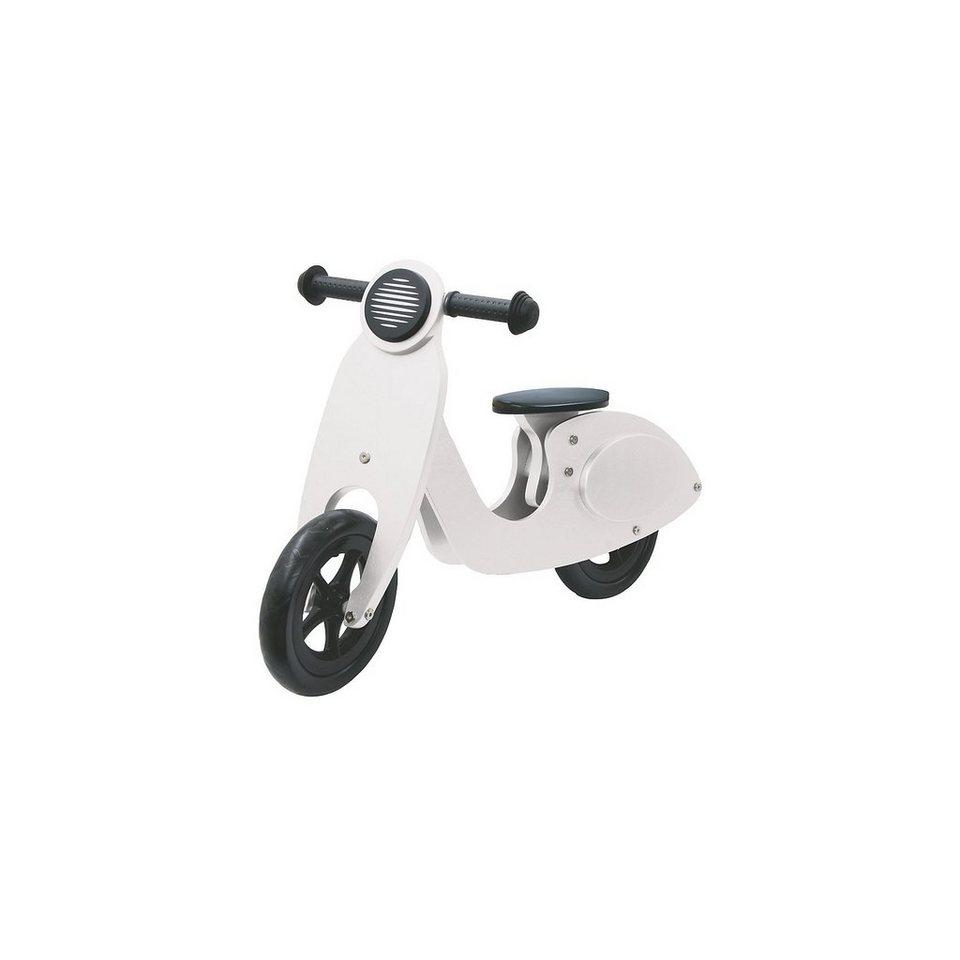 Jamara Laufrad Holz Roller Weiß Online Kaufen