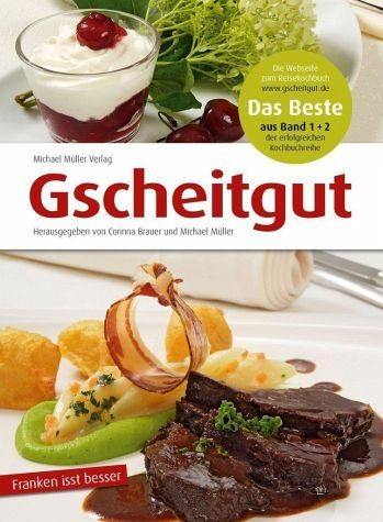 Gebundenes Buch »Gscheitgut - Franken isst besser«