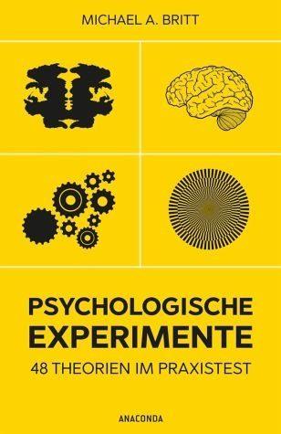 Gebundenes Buch »Psychologische Experimente«