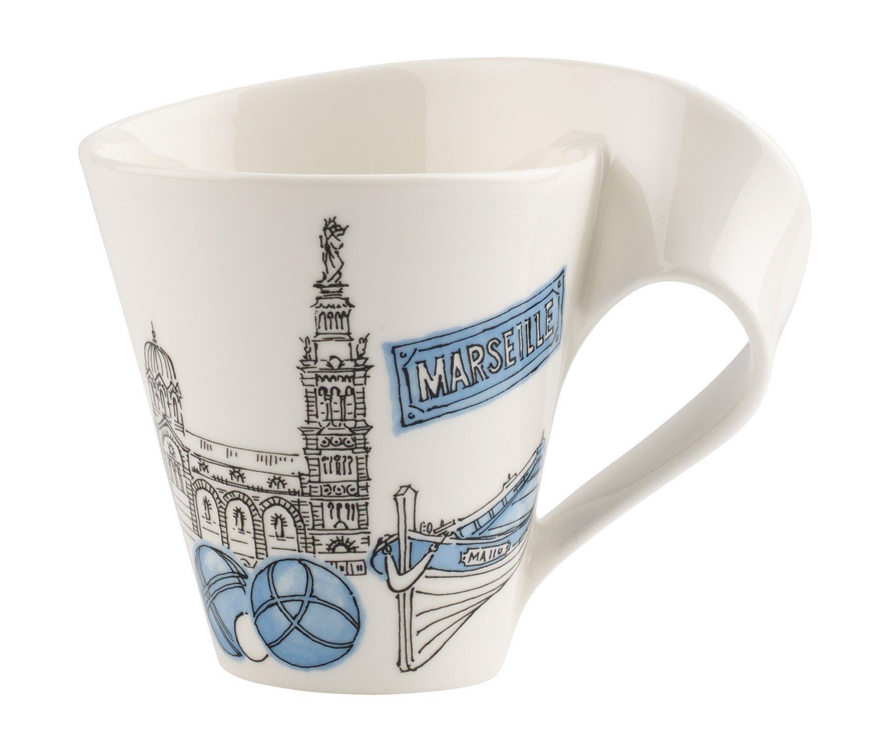 Villeroy & Boch Kaffeebecher Marseille »Cities of the World«