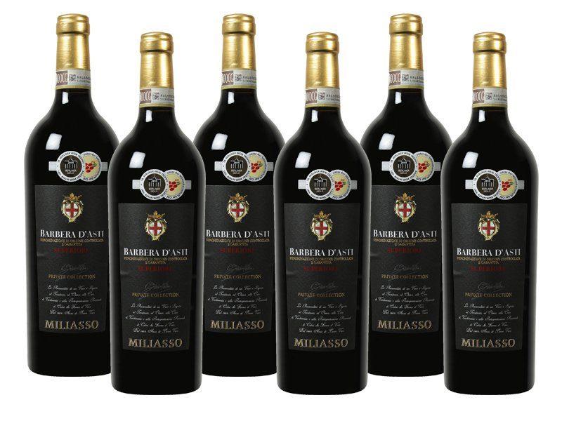 Rotwein aus Italien, 14,0 Vol.-%, 4,5 l »2015 Dezzani«