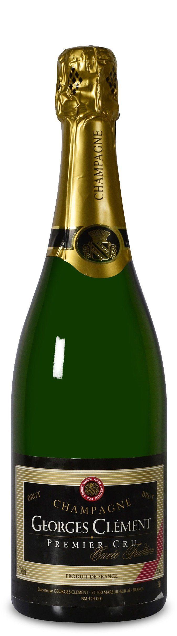 Schaumwein aus Frankreich, 12,0 Vol.-%, 4,5 l »NV Champagne Georges Clement«