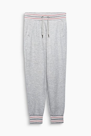 EDC BY ESPRIT Sweat-Pants aus Baumwoll-Mix