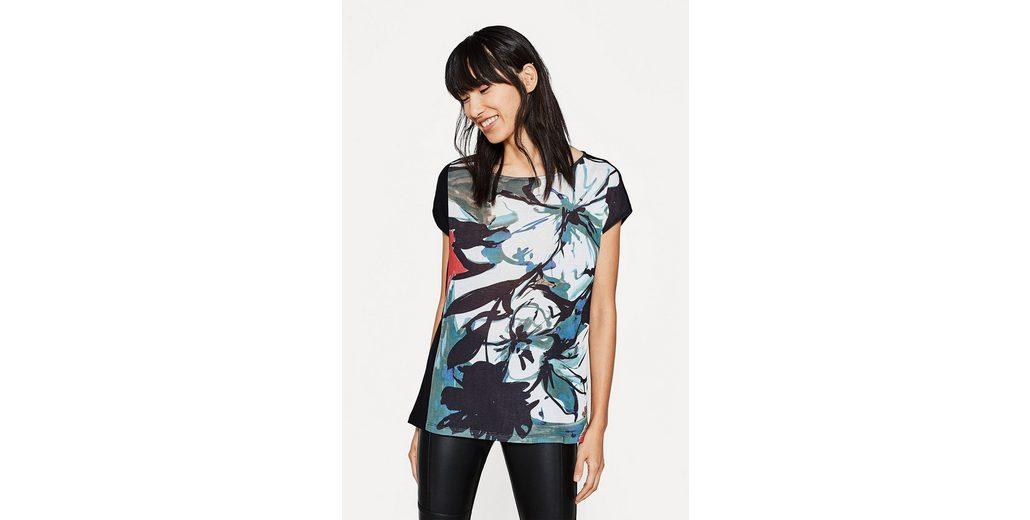 ESPRIT Print COLLECTION aus ESPRIT Shirt Material flie脽endem Mix COLLECTION qv4n5w1B1