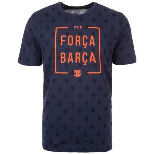 Nike T-Shirt Fc Barcelona Squad