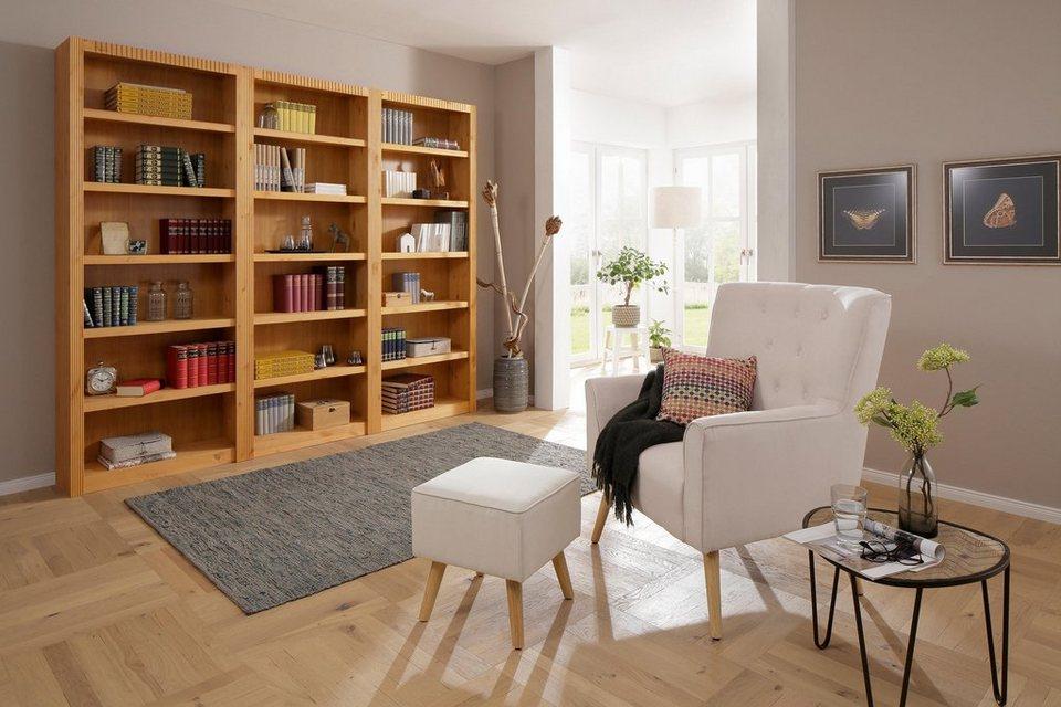 home affaire b cherwand bergen 3 tlg breite 244 5. Black Bedroom Furniture Sets. Home Design Ideas