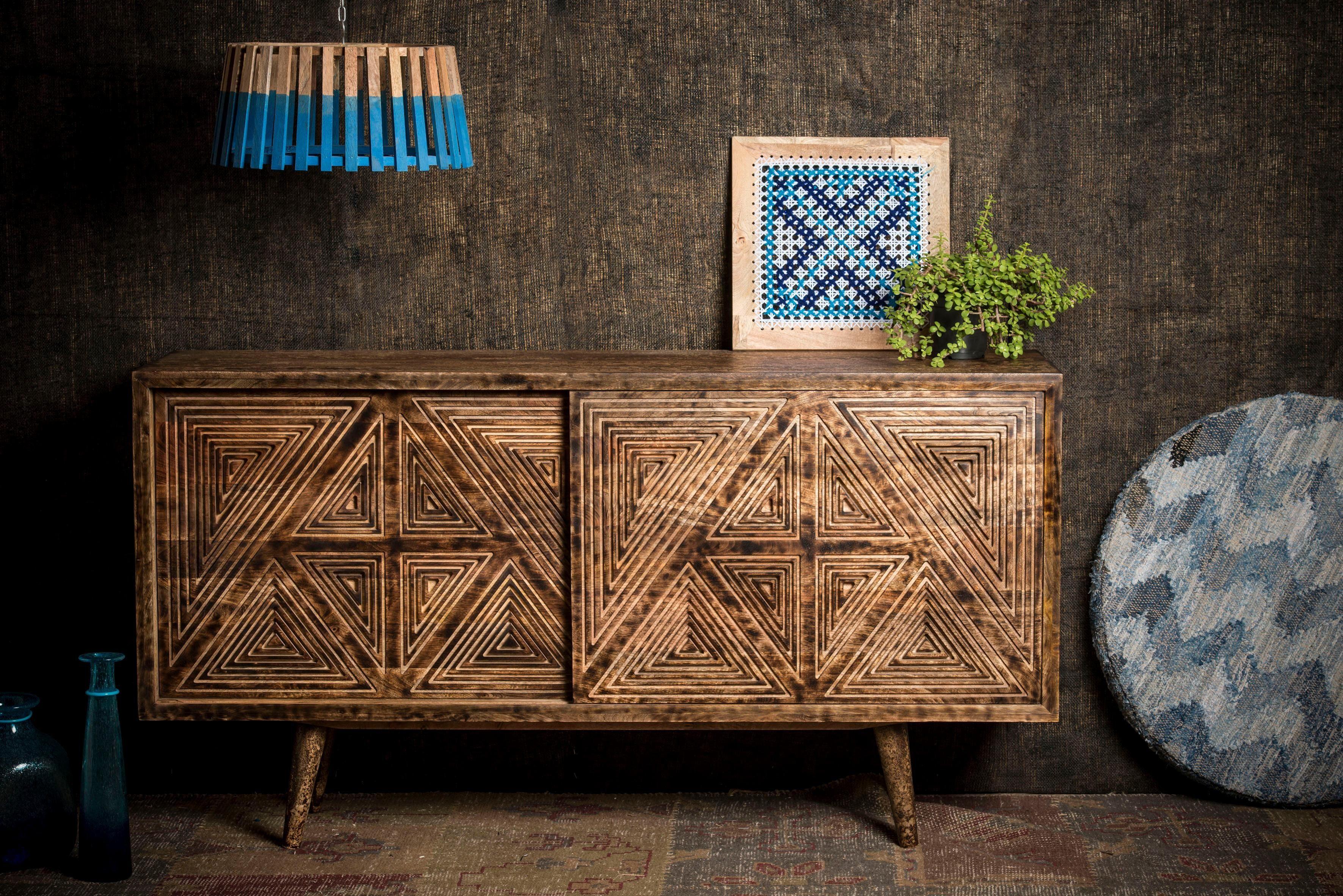 Home affaire Sideboard »Angular«, Breite 160 cm