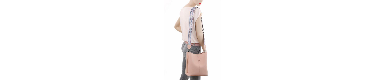 ZABAIONE Hobo, mit modischem Textilumhängeriemen