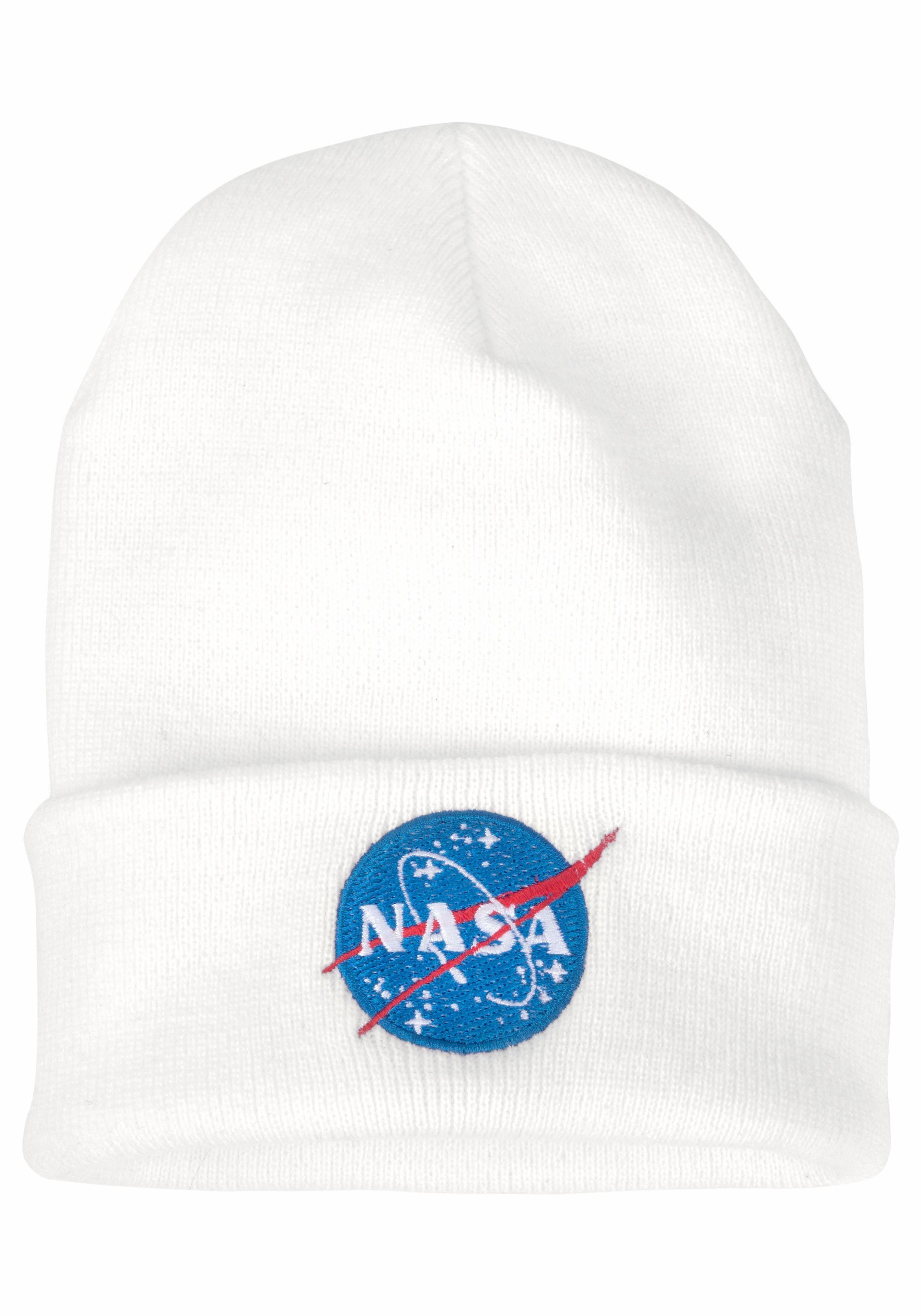 MisterTee Strickmütze, NASA Insignia Beanie