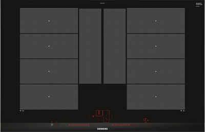 SIEMENS Flex-Induktions-Kochfeld von SCHOTT CERAN® EX875LYC1E, mit powerMove Plus
