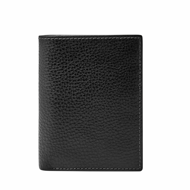 Fossil Geldbörse »RICHARD INTL COMBI«, aus Leder mit RFID-Block