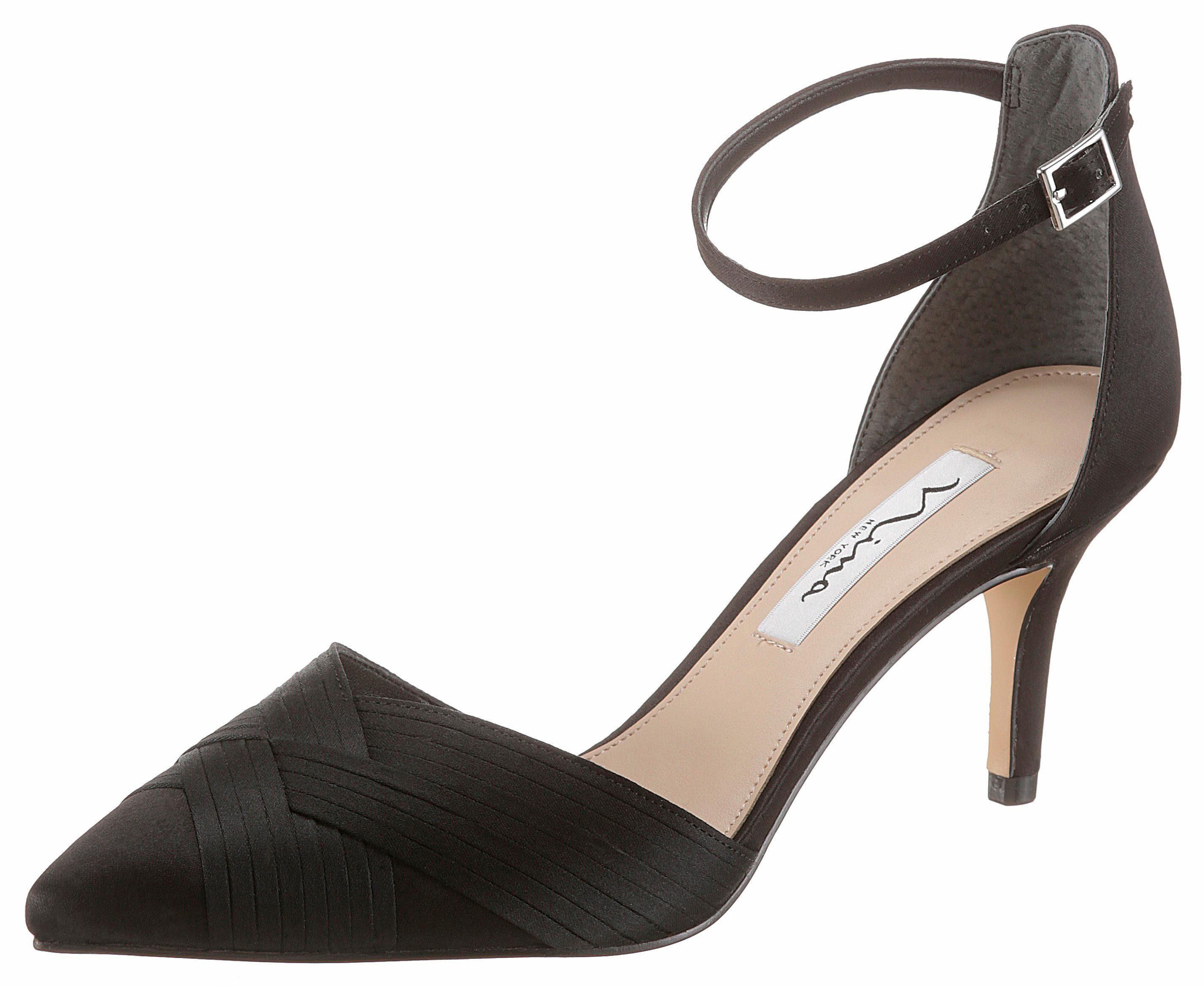 Nina Teriann Spangenpumps, mit edlem Stilettoabsatz online kaufen  schwarz