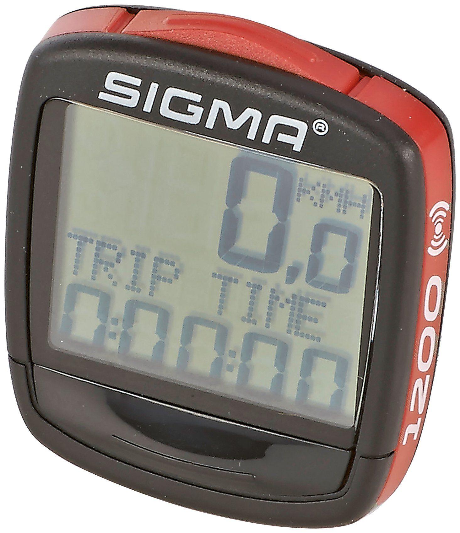 SIGMA Fahrradcomputer »Sport 1200«, drahtlos