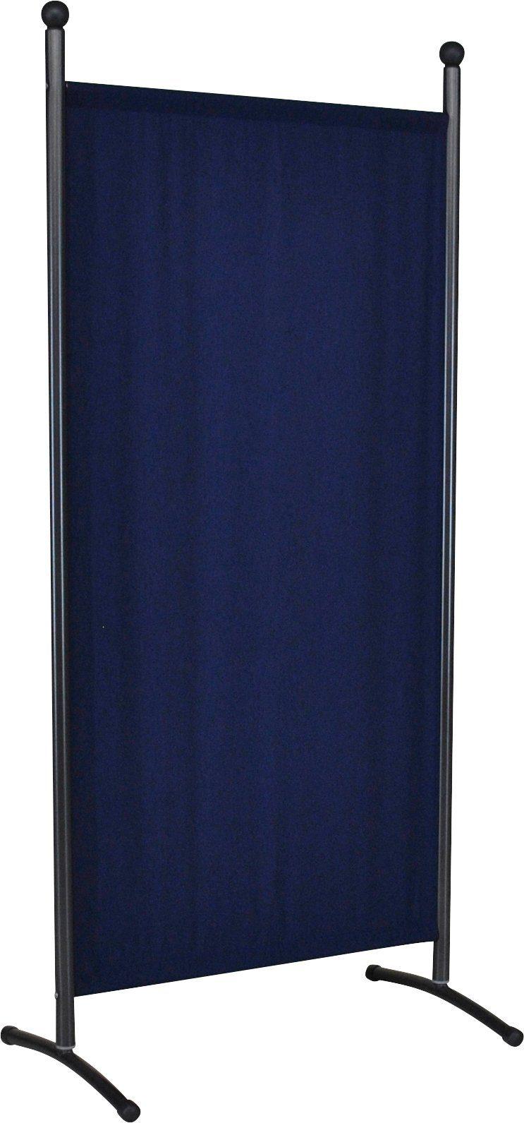 ANGERER FREIZEITMÖBEL Stellwand »Klein blau«, (B/H): ca. 82x178 cm