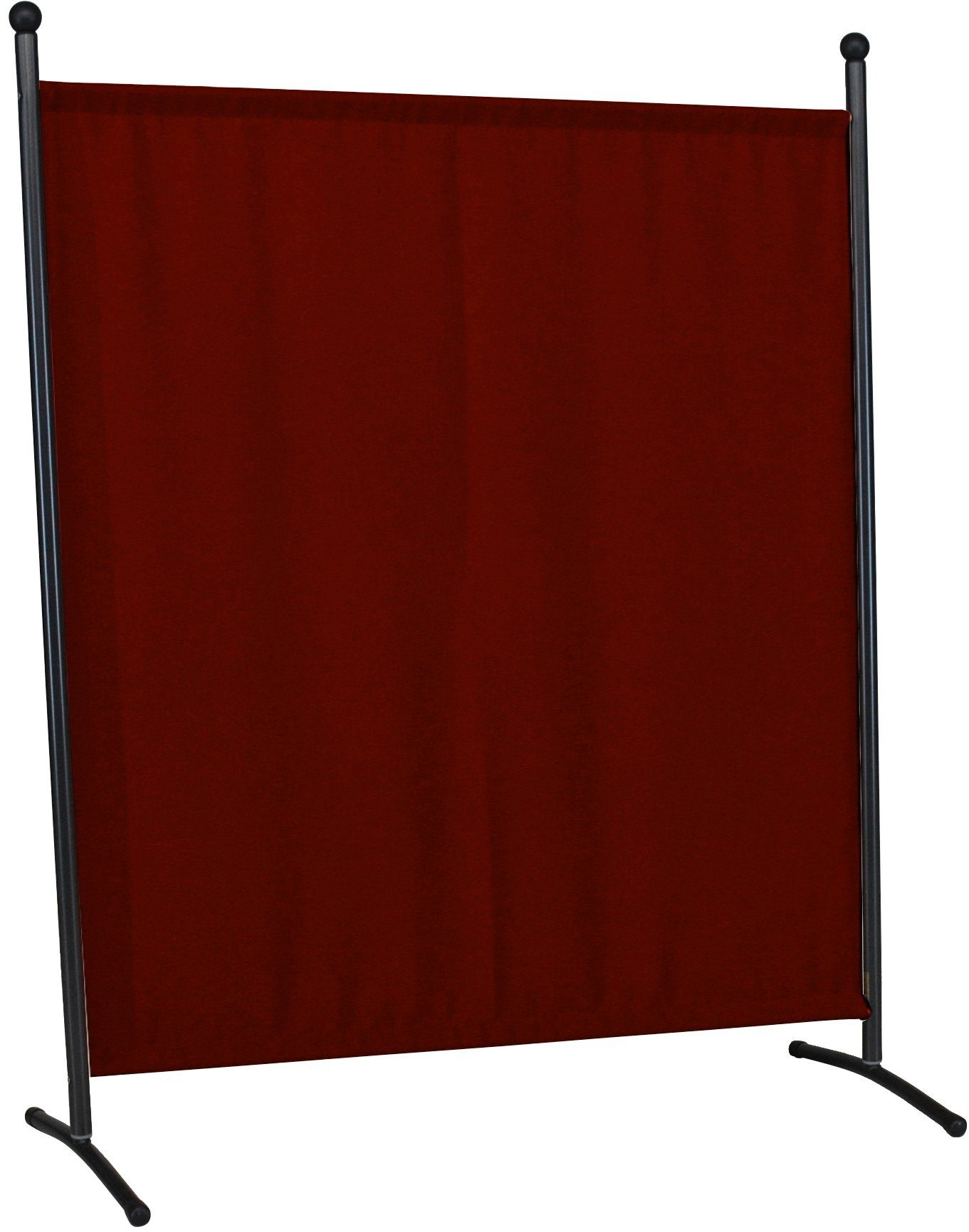 ANGERER FREIZEITMÖBEL Stellwand »Groß bordeaux«, (B/H): ca. 178x178 cm