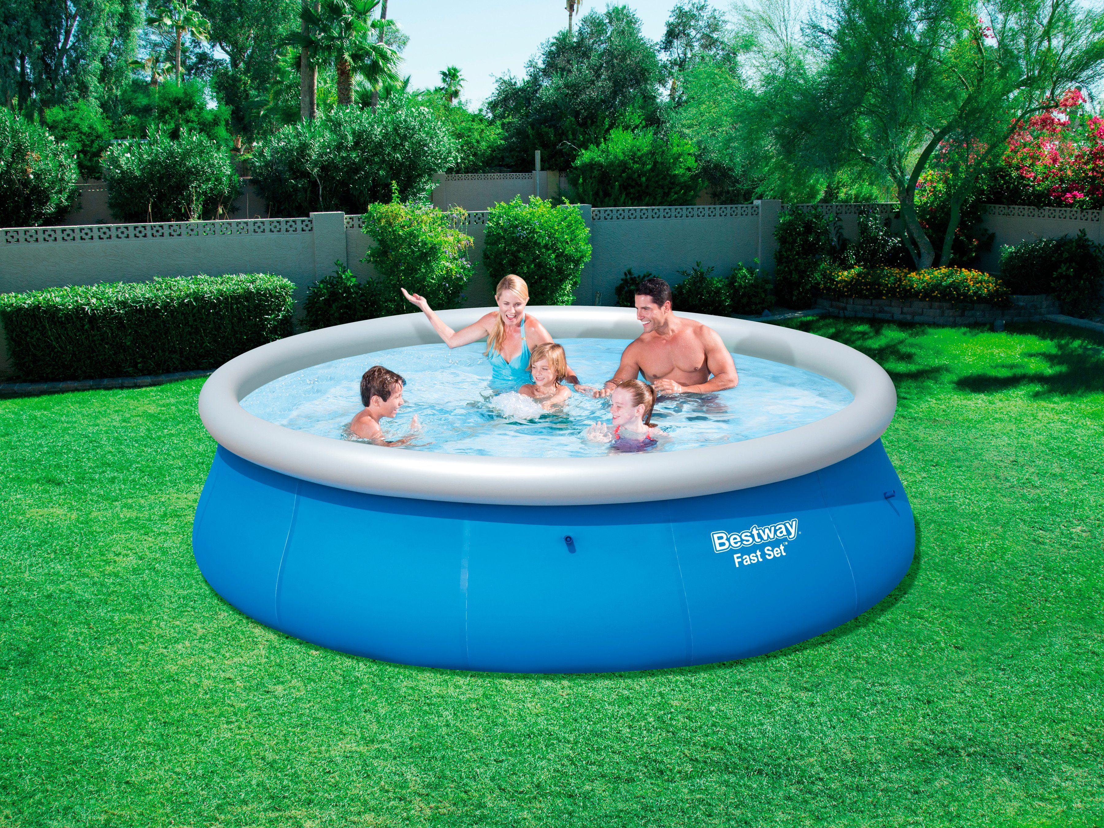 BESTWAY Quick-Up Pool »Fast Set™«, ØxH: 396x84 cm