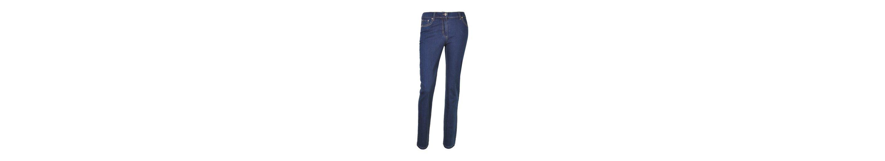 NAVIGAZIONE Stretch-Hose, Jeans-Look, Super bequem, Must-Have