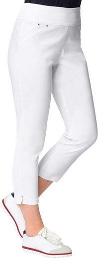 Classic Basics 7/8-Hose mit breitem Bund