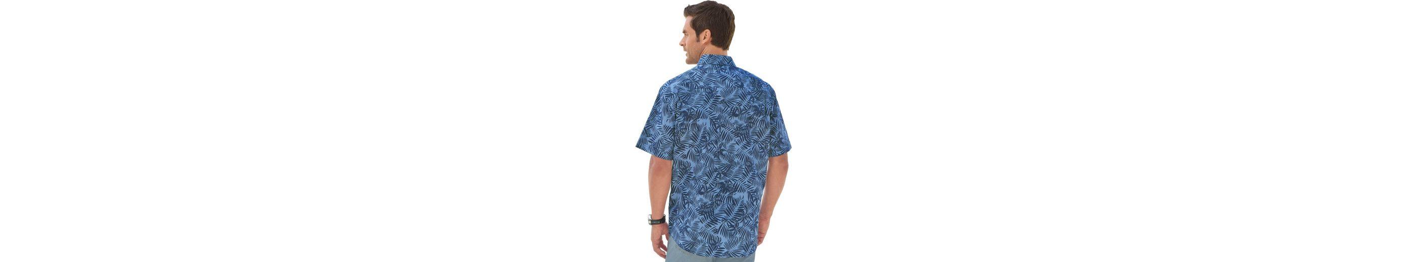 Marco Donati Kurzarm-Hemd mit Palmen-Muster Viele Arten Von Rabatte Werksverkauf Nnkhz86