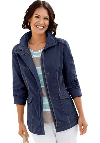 Куртка с Umlegekragen