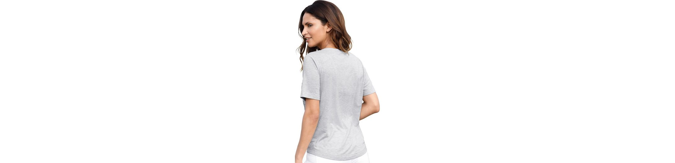 Classic Inspirationen Shirt mit Glitzer-Effekt Billige Websites sfgiuUmTw
