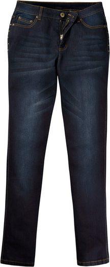 Classic Inspirationen Jeans mit modischer Waschung
