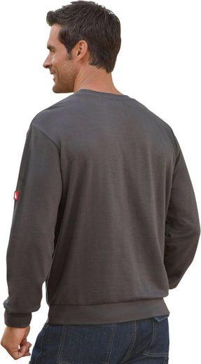 Catamaran Langarm-Shirt aus Flammgarn