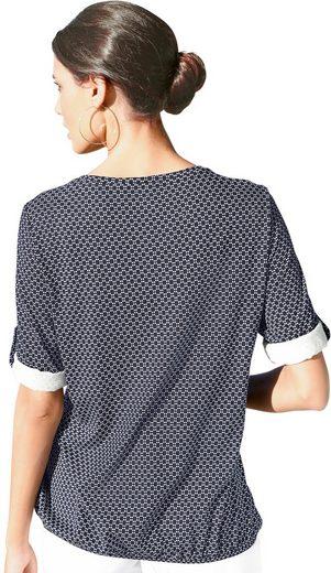 Classic Inspirationen Shirt in modischer Schlupfform