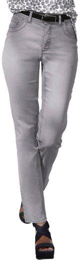 Classic Inspirationen Jeans in schmaler 5-Pocket-Form