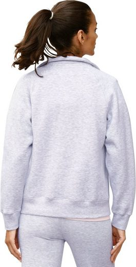 Fruit Of The Loom Sweatjacke mit hoher Materialdichte