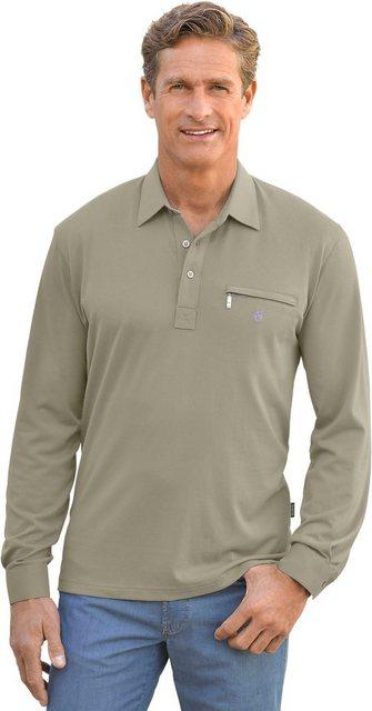 hajo -  Langarm-Shirt in »stay fresh«-Qualität«